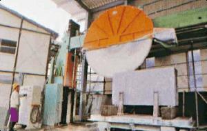 ジャンボ120切断機